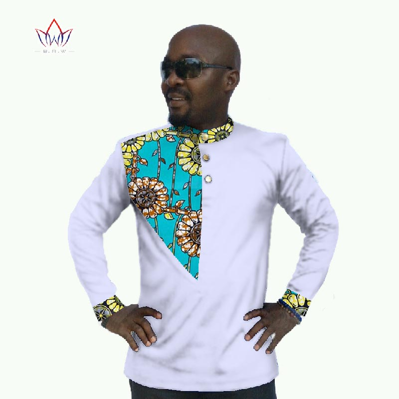 10b5e082 Hover to zoom. PrevNext. Image of Mens African Clothing Dashiki Men Casual  Shirt ...