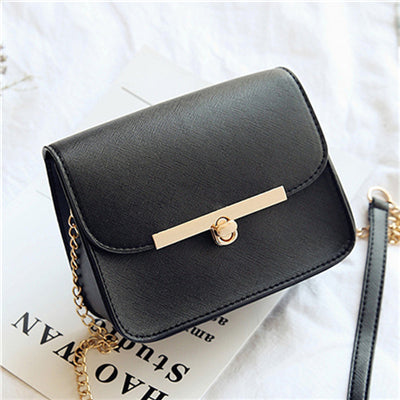 ... Mini Casual Small Messenger Bags New Women Handbag with Mortise Lock  Clutch Ladies Party Purse Famous ... d9cc73154b8bf