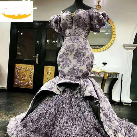 Image of NIAI African Lace Fabric For Wedding Dress 2019 High Quality French Sequins Lace Fabric Fashion Nigerian Lace Fabrics XY2835B-1