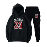 New Design Brand Fashion JORDAN 23 Men Sportswear Print Men Hoodies Pullover Hip Hop Mens tracksuit Sweatshirts Clothing