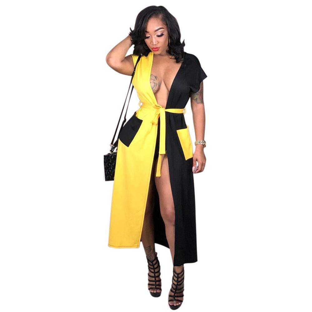 1c9b7e704 New style African Women clothing Dashiki fashion color Joining together  long coat size S M L XL 1114. Hover to zoom