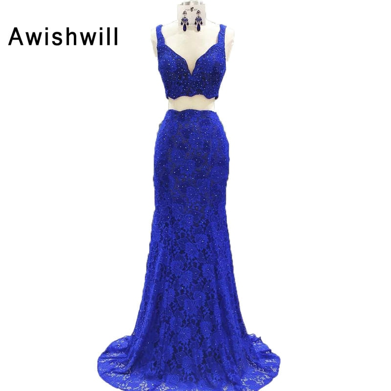 Royal Empire Haute Couture Evening Gowns with Detachable Train Luxury –  Owame fd262277fc25