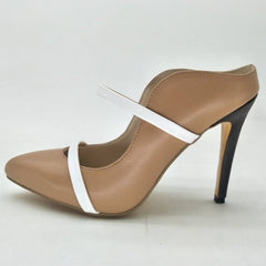 SHOFOO shoes,Sexy fashion, free shipping, leather fabric, 11 cm high heel shoes, pointed toe pumps, shallow shoes. SIZE:34-45