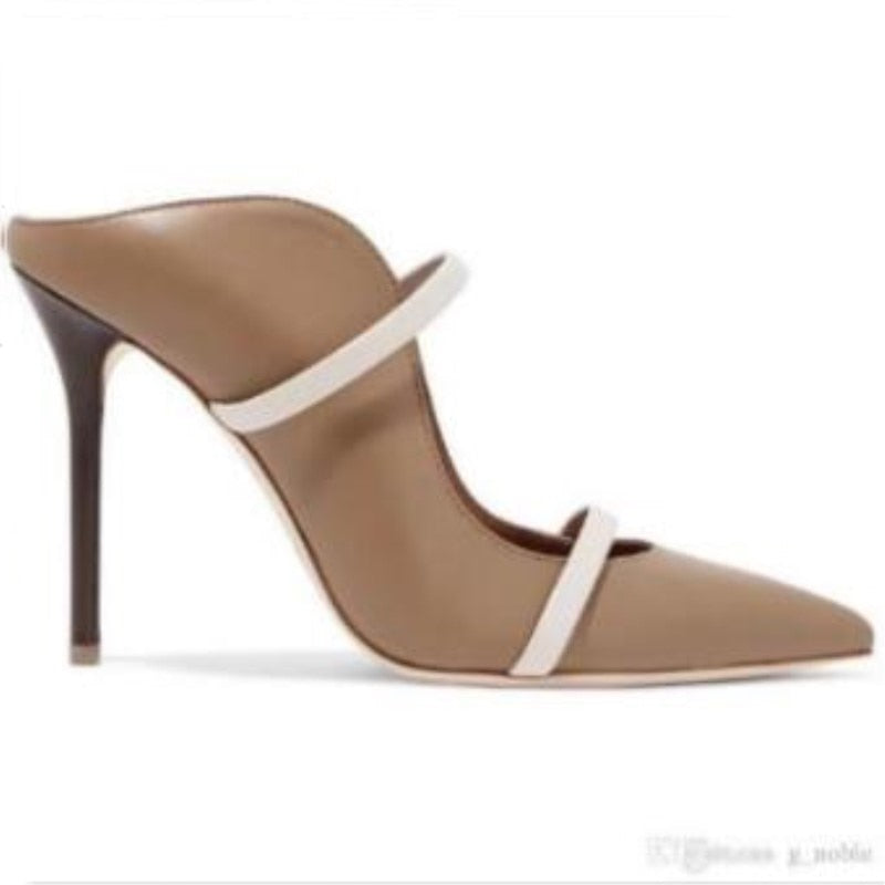 6a7fb2e6fa SHOFOO shoes,Sexy fashion, free shipping, leather fabric, 11 cm high heel  shoes, pointed toe pumps, shallow shoes. SIZE:34-45