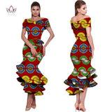 Ankara dress ,Ankara Gown, Dashiki Dress, African bazin Dress, African Styles,African fashion,African Fabric,African Clothing,African Clothing-OW656