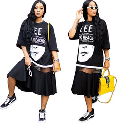 Size(S~XXL) 2018 african clothes design Dashiki dresses african summer casual dresses for lady/women