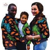 Spring Autumn Casual Sweet Parent-child Matching Clothes Women Mens Child Jacket Bomber Jacket Casual Streetwear Hip Hop Wyq236