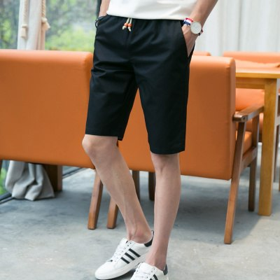 Summer Cotton Shorts Men Fashion Brand Boardshorts Breathable Male Casual Shorts Comfortable Plus Size Cool Short Masculino