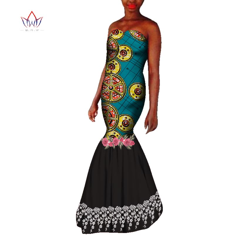 05fa7222836ec Summer Women traditional african dresses Brand Custom Clothing Africa Wax  Dashiki Slim Cut Sexy Dress big. Hover to zoom