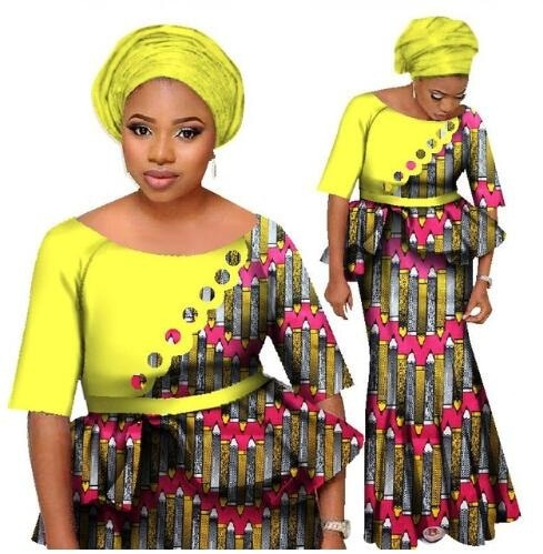 2a4eaaade74 Traditional African Clothing Limited Special Offer Women Cotton 2018 ...