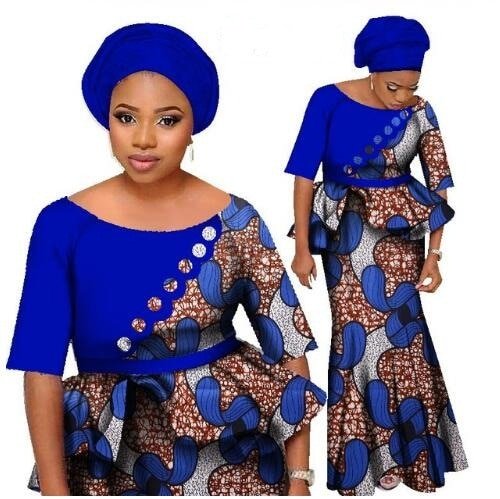 c4d2af2edc38a ... Traditional African Clothing Limited Special Offer Women Cotton 2018  New Arrival African Fashion Plus Size ...