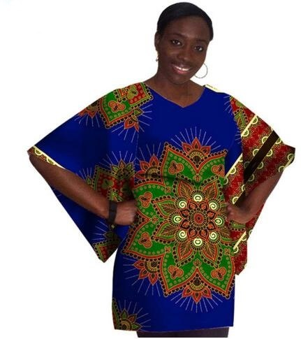 ... Traditional African Clothing Time-limited Robe Africaine 2018 New  Fashion Bazin Riche African Women Clothing ... d3434df1a