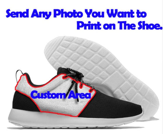 54ce751f0 Hover to zoom · USA Flag Star Sport Shoes American Army Sneaker Lightweight American  Patriot Running Shoes For ...
