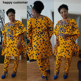 Agbada/Toghu woman ankara/ kente/agbada/African women clothes/African clothing/Star Design Dashiki