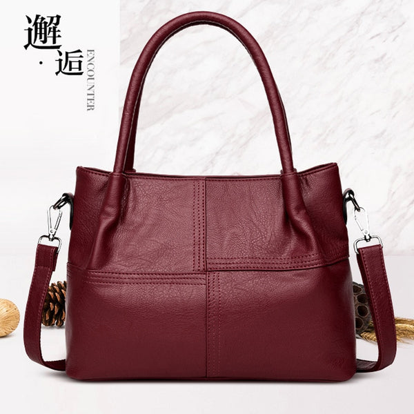 Woman Package 2019 Ma'am Package Single Shoulder Satchel Handbag Bale
