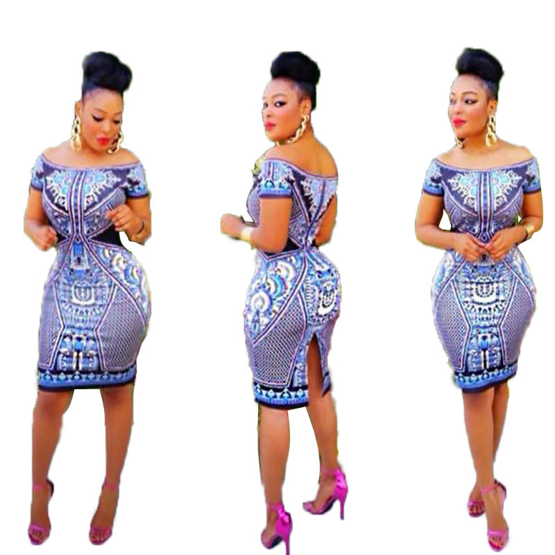 women african clothing 2018 dresses traditional top