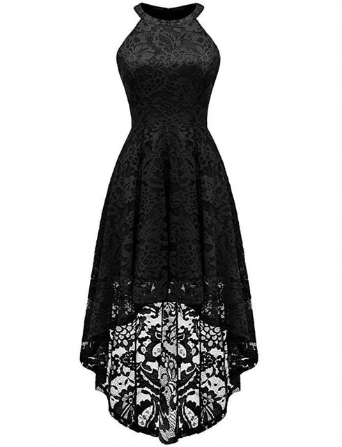 Women New Year Clothes Teenager Lace Dress 2019 Elegance Asymmetrical Dress For Christmas Girl Princess Party Girl Vestido