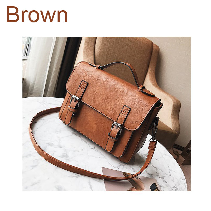 96cd4ac72b ... ZMQN Bags For Women Messenger Bag 2018 Crossbody Bags PU Leather Small  Satchels Vintage Shoulder Bags ...