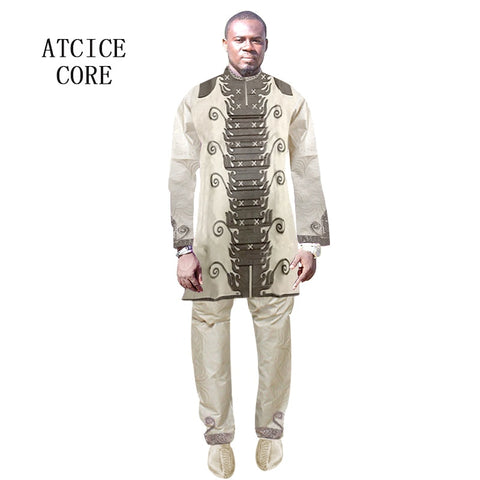 african clothes dashiki traditional mens african clothing long sleeves african bazin riche