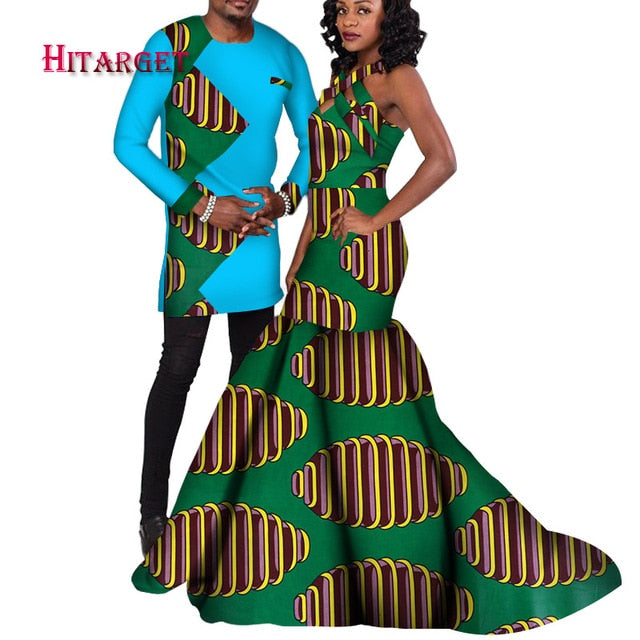 fcd7ac22860b ... women's dress for the wedding/party traditional African clothing. Hover  to zoom