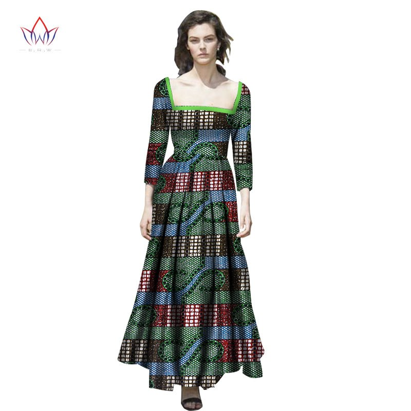 African Dashiki Dresses Cotton African Dresses For Women Plus Size