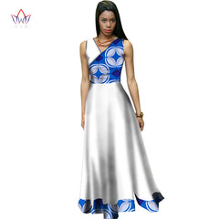... afrikaanse kleding voor vrouwen Vintage Maxi Dress Dashiki african  sleeveles dresses for women in african clothing 56985c7441e8