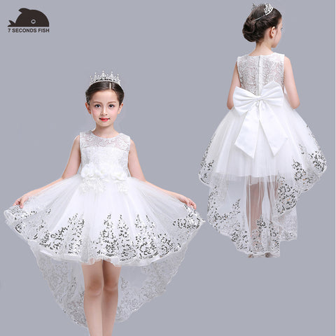 fc1738bcf74 ... Image of christmas dress white princess dress for 3-14 years girl party  dress 7 ...