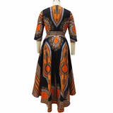 African Couples dashiki Ankara Men top or Women dress,Dashiki Dress,African Men Dress - Owame
