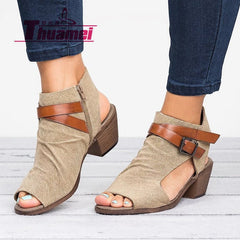 f50d0ec7e49e6 fashion women sandals platform flowers wedge high heels gladiator women s  spring summer shoes woman  Y0758502Q ...