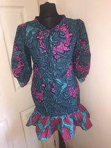 Ankara Hand Made dress for Women