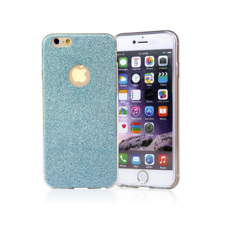 Diamond Flash Glitter Phone Case Soft Silicone For Iphone 6s Cases 6 Plus 5, 5s Case - Owame