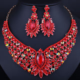 African Coral Beads Jewelry Sets - Owame