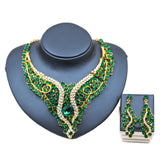 Nigeria wedding beads set - Owame