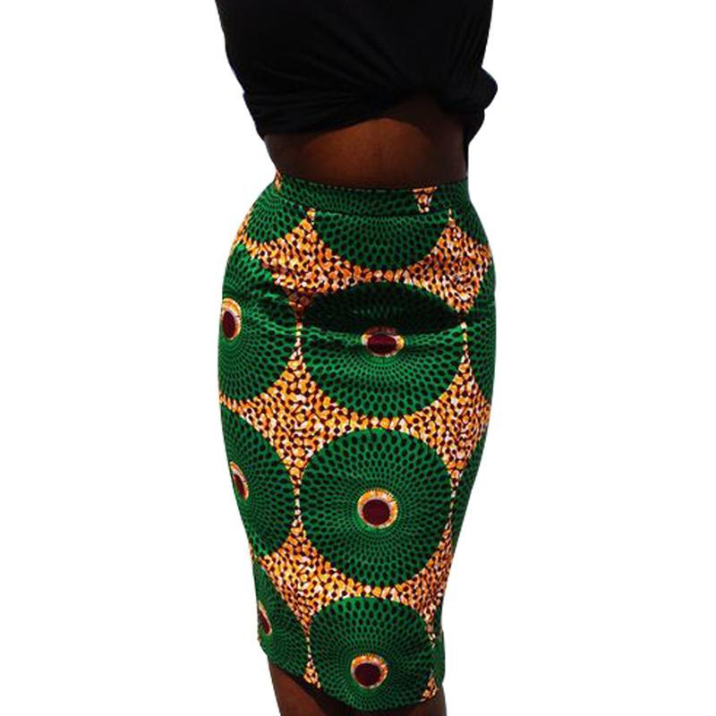 2017 African clothing and elegant skirt classic Ankara 100% cotton wax printing free shipping