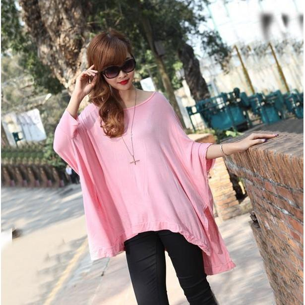 2017 New Women t-shirts summer spring cotton clothing tops & tees t-shirt plus size big large casual loose good quality  5XL 6XL