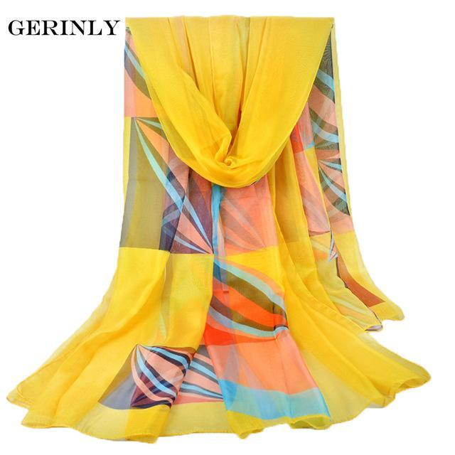 687ddc9434422 ... 140x190cm Pareo Scarf Women Beach Sarongs New Summer Chiffon Scarves  Geometrical Design Swimsuit Cover Up Bikini ...