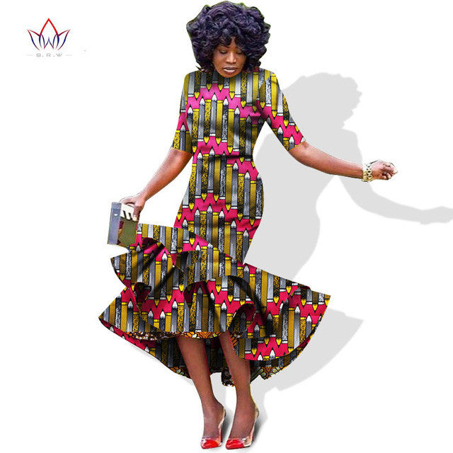 Beautiful African dresses for women - Owame
