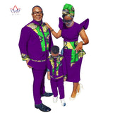 Family Matching Father Mother and Son Clothing Sets - Owame