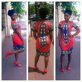 Dashiki Dresses for Women - Owame