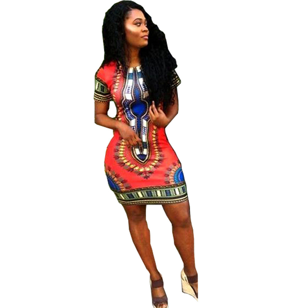 b5f7b48e31 Dashiki Dresses for Women – Owame