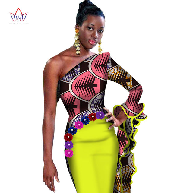 African Fashion dress - Owame