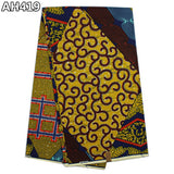 6 yard Quality African Wax Print,African Fabric - Owame