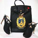 High Quality  Italian Design Shoes With Matching Bags Sets - Owame