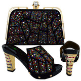Quality italian shoe with matching bag best - Owame
