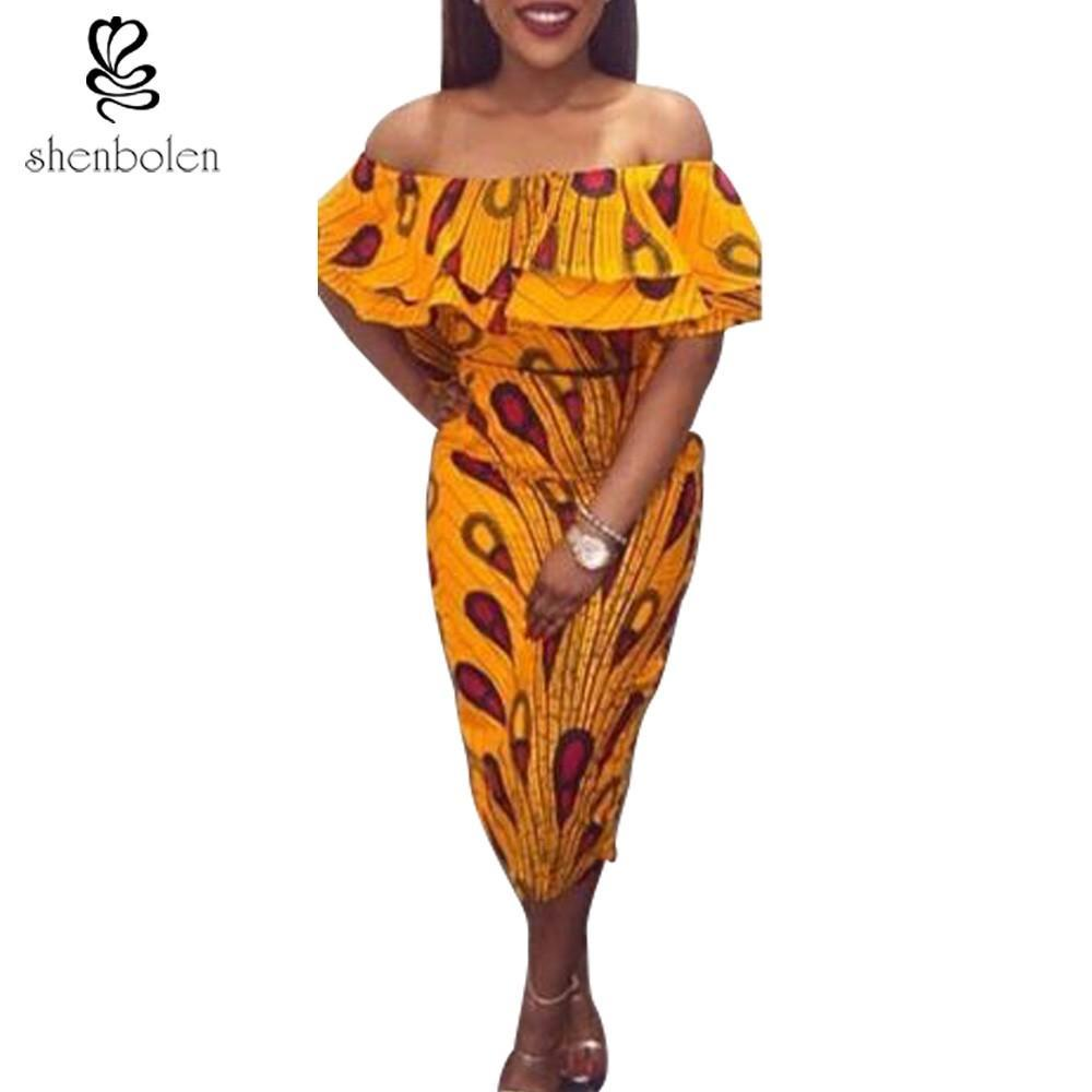 2017 new African lady Ankara batik cloth piece of clothing, sewing quality fashion personality style