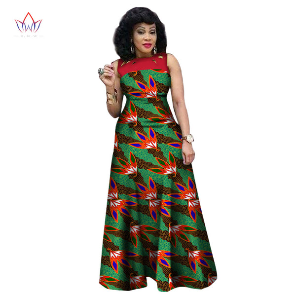 African Dresses For Women African Print Clothing Ankara