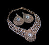 Image of Africa jewelry sets,crystal necklace and earrings wedding necklace-0W-56