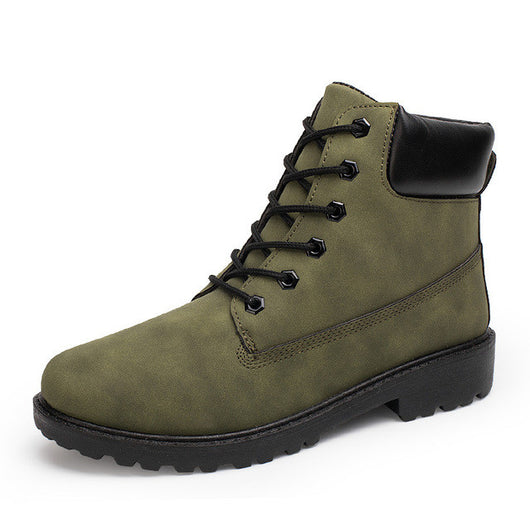Women's Shoes Fashion Martin Women Boots Winter Autumn New Style Breathable Shoes Women Brand Designer-0WMQ89