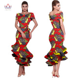 Ankara dress ,Ankara Gown, Dashiki Dress, African bazin Dress, African Styles,African fashion,African Fabric,African Clothing,African Clothing - Owame
