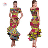 Ankara dress ,Ankara Gown, Dashiki Dress, African bazin Dress, African Styles,African fashion,African Fabric,African Clothing,African Clothing-OW656 - Owame